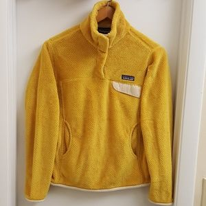 😍 RARE PATAGONIA Snap T fleece pullover size S